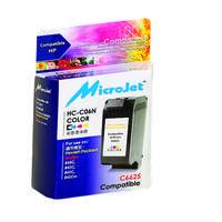 Картридж струйный MicroJet для HP DJ 840C аналог HP 17 Color (HC-C06N)