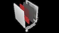 Економний электрокерамичсекий обігрівач FlyMe 450P чорний, фото 2