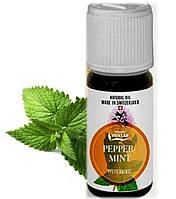 Эфирное масло Мята перечная, натуральное, Швейцария / Peppermint