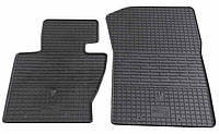 Резиновые передние коврики для BMW X3 (E83) 2004-2010 (STINGRAY)