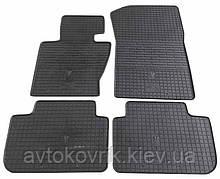 Гумові килимки в салон BMW X3 (E83) 2004-2010 (STINGRAY)