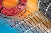HEMSTEDT BRF-IM двужильный нагревательный кабель 27 Вт/м для открытых площадок: террас, грунта, тротуара., фото 1