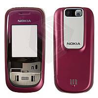 Корпус для Nokia 2680s, красный - оригинальный