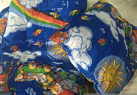Детское одеяло + подушка