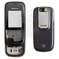 Корпус для Nokia 2680s, серый - оригинальный