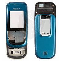 Корпус для Nokia 2680s, синий - оригинальный