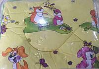 Детское одеяло с рисунками