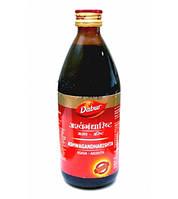 Ашвагандха Ришта седативное средство, укрепляет нервную систему, улучшает обмен веществ (450мл)