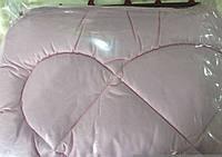 Детское одеяло однотонное с подушкой