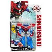 """Оптимус Прайм 14 СМ, серия """"Воины"""" Роботы под прикрытием - Optimus Prime, Warriors, RID, Hasbro"""