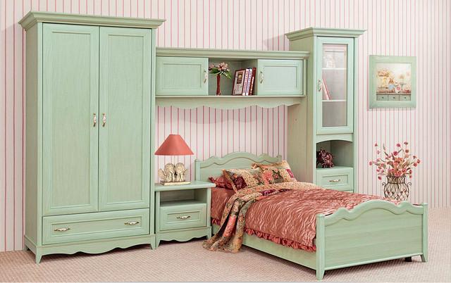Модульна спальня Селіна