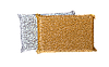 Губка для тефлона 1 шт. ТМ Добра Господарочка, фото 2