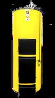 Твердотопливный двухконтурный котел Буран 20 + ГВС