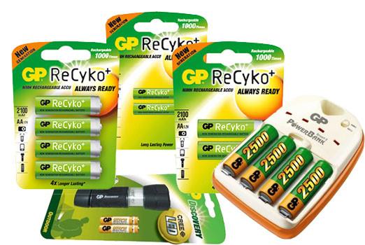 Батарейки/Зарядные устройства