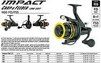 Impact Carp&Feeder Long Cast 900FD/FSS
