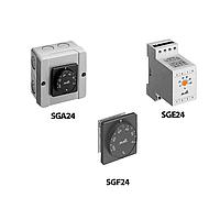 SGF24, SGA24, SGE24 Позиционеры