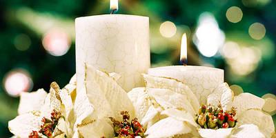 Фигурные и свадебные свечи