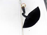 Мотыга L-185 мм полукруглая