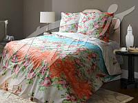 Полуторный комплект постельного белья ТМ Блакит (Белоруссия), Заря, поплин, лучшая цена!