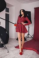 Платье да42