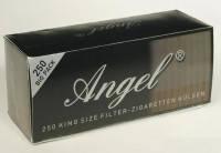 Гильзы для сигарет 10019 Angel уп-ка 250 шт., черная