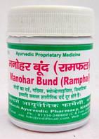 Средство от боли в суставах Манохар Бунд 20 грамм 50 таблеток