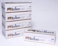 Гильзы для сигарет 10009 Marlboro уп-ка  200 шт., золотистая