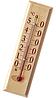Комнатный термометр деревянный Д-1