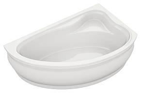 Акриловая ванна асимметричная Bliss Fabia 160x100 правосторонняя, фото 2