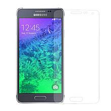 Защитное стекло Optima 9H для Samsung Galaxy Alpha G850F