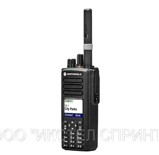 Motorola DP4801 136-174 5W FK GPSBT PBE302HE
