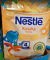 Детская рисовая каша со вкусом банана Nestle c 4 месяцев 180 гр