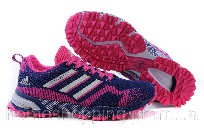 Женские кроссовки Adidas Marathon TR15