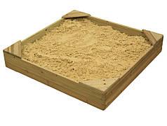 Деревянная песочница sb-009