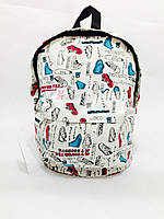 """Летний рюкзак  """"башмачки"""""""