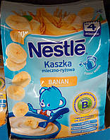 Детская молочно-рисовая каша со вкусом банана Nestle c 4 месяцев 230 гр