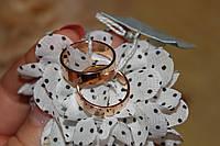 Золото 585 пробы.Кольца обручальные