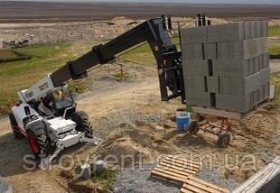 Телескопический погрузчик Bobcat T40170 - аренда, прокат, фото 2