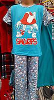 Детская пижама для девочки 0037 штаны