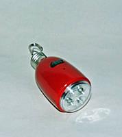 Лампа аварийная 6873 3 LED  Е27, фото 1