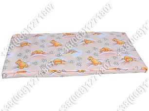 Детский кокосовый матрас Зима/Лето в кроватку 60х120, фото 2