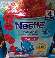 Детская молочно-рисовая каша со вкусом малины Nestle c 4 месяцев 230 гр
