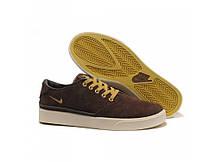 Кроссовки мужские Nike Pepper  коричневые