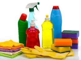 Миючі і чистячі засоби