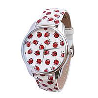Женские наручные часы «Божьи коровки», фото 1