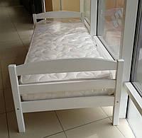 Кровать из натурального дерева ЭКО-1 Voldi