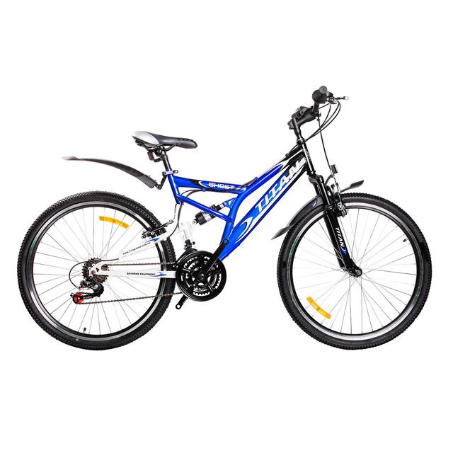 """Обзор велосипеда Titan Ghost 26"""""""
