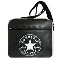 Молодежная сумка-планшет, кожзам, горизонтальная, фото 1