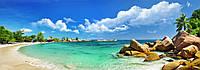 Море  Пляж  на кафеле Панно, плитка 20х30см.