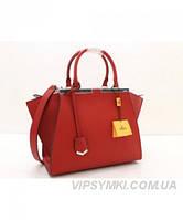 Женская сумка FENDI PETITE 3 JOURS MAROON (2697), фото 1